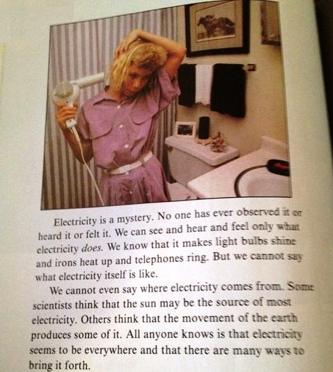 Electricidad fundamentalista