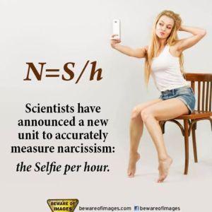 ciencia selfie por hora
