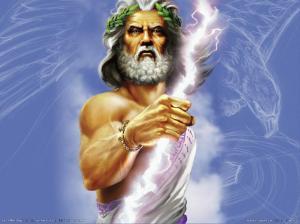 Zeus, un Dios con pocas pulgas