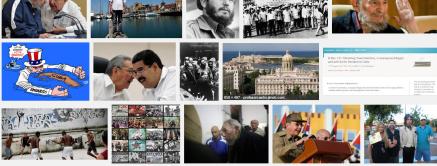 Héroes (?) y víctimas del embargo a Cuba. Captura de una búsqueda en Google Images.