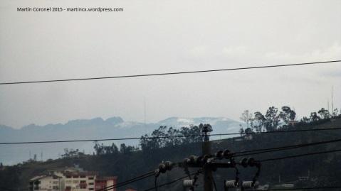Al oriente de Quito